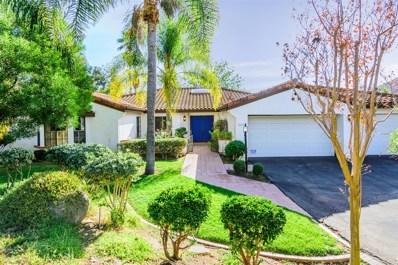 3316 Vista Rocosa, Escondido, CA 92029 - #: 180066409