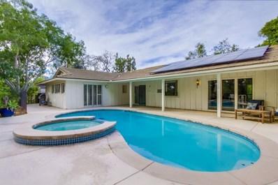 1810 Hidden Springs Drive, El Cajon, CA 92019 - #: 180066489
