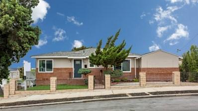 350 Las Flores Terrace, San Diego, CA 92114 - #: 180066568