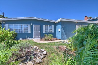 343 Inkopah St, Chula Vista, CA 91911 - #: 180066798