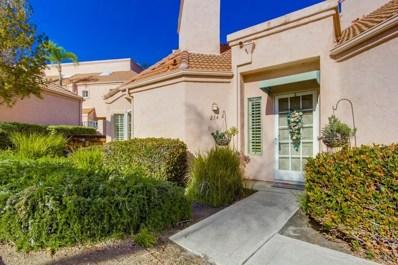12090 Calle De Montana UNIT 254, El Cajon, CA 92019 - #: 180066822