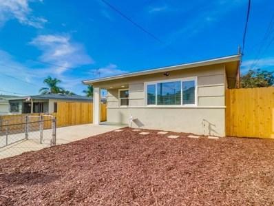 1026 Goodyear St, San Diego, CA 92113 - #: 180067332