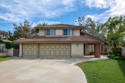 3133 Mooncrest Ct, San Marcos, CA 92078 - #: 180067405