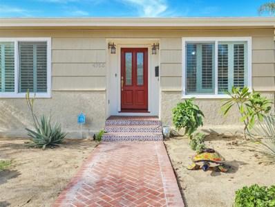 4766 49th Street, San Diego, CA 92115 - #: 180067452