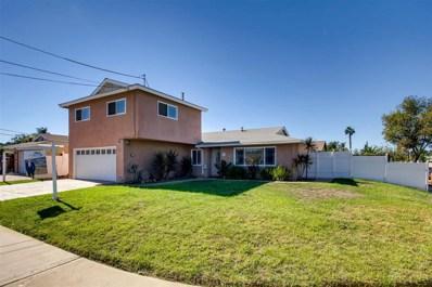 804 Salina St, El Cajon, CA 92020 - #: 180067465