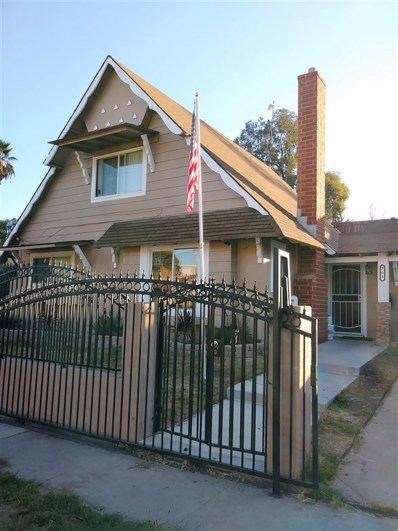 303 69th St., San Diego, CA 92114 - #: 180067590