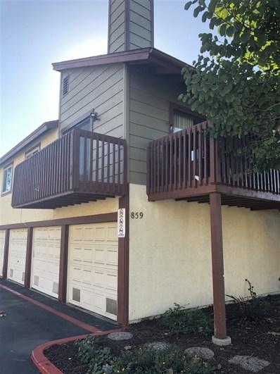 859 Tamayo Drive UNIT 3, Chula Vista, CA 91910 - #: 180067684