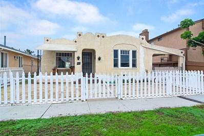 4616 36th Street, San Diego, CA 92116 - #: 180067713