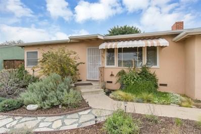 4040 Donna Avenue, San Diego, CA 92115 - #: 190000549