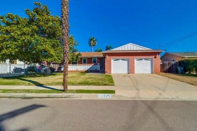 743 Cedar Ave, Chula Vista, CA 91910 - #: 190000920
