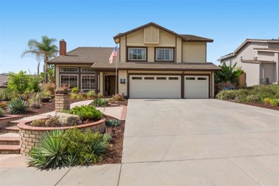 14802 Oakline Road, Poway, CA 92064 - #: 190000927