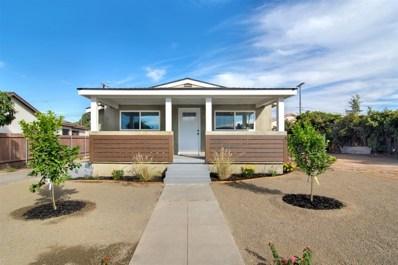3820 Florence St, San Diego, CA 92113 - #: 190002020