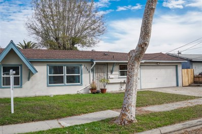 1549 Walbollen Street, Spring Valley, CA 91977 - #: 190002765