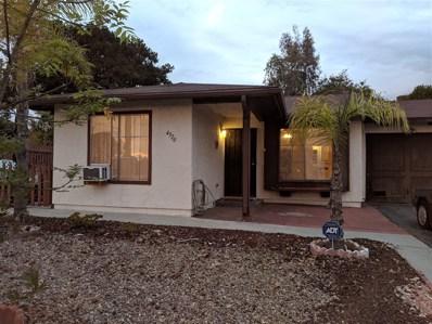 4520 Golden Ridge Dr, Oceanside, CA 92056 - #: 190002778
