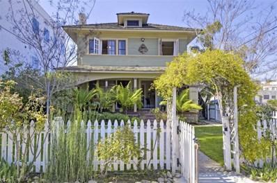 4092 3rd Avenue, San Diego, CA 92103 - #: 190003286