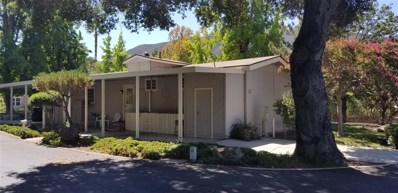 8975 Lawrence Welk Dr UNIT 12, Escondido, CA 92026 - #: 190003892