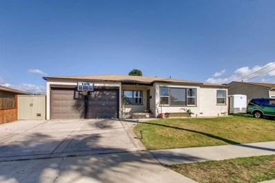 681 Fig Ave, Chula Vista, CA 91910 - #: 190004039