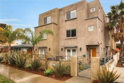 1327 Felspar Street, San Diego, CA 92109 - #: 190004779