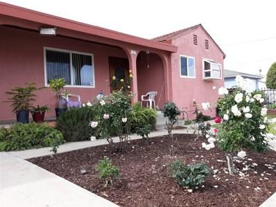 324 S. Kenton, National City, CA 91950 - #: 190006512