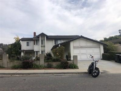 4695 Lisann Street, San Diego, CA 92117 - #: 190008534