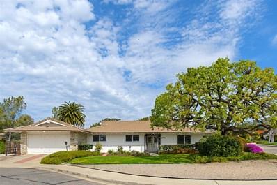12168 Mirasol Way, San Diego, CA 92128 - #: 190012210
