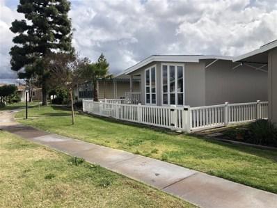 9255 N Magnolia UNIT 101, Santee, CA 92071 - #: 190013040