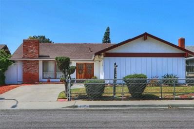 1256 Nacion Ave, Chula Vista, CA 91911 - #: 190014582