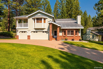 1117 Golden Bear Trail, South Lake Tahoe, CA 96150 - #: 129766