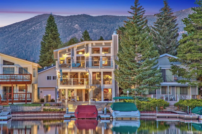 486 Christie Drive, South Lake Tahoe, CA 96150 - #: 129868