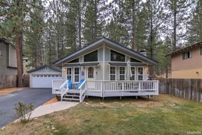 3033 Jacarillo Trail, South Lake Tahoe, CA 96150 - #: 130167