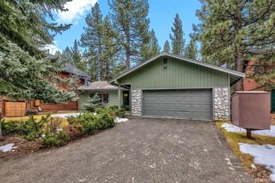 1072 Sundown Trail, South Lake Tahoe, CA 96150 - #: 130210