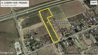 Cherry Avenue, Fresno, CA 93725 - #: 139856