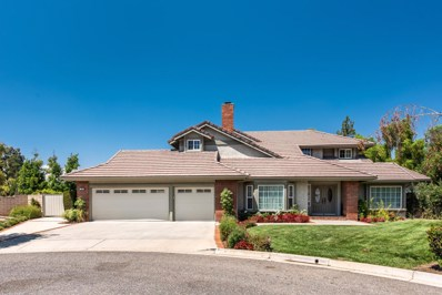 380 Forelock Court, Simi Valley, CA 93065 - #: 218010473