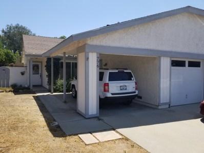 776 Hacienda Drive, Camarillo, CA 93012 - #: 218010755