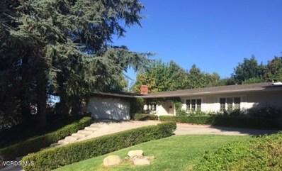 2507 Hood Drive, Thousand Oaks, CA 91362 - #: 218012909