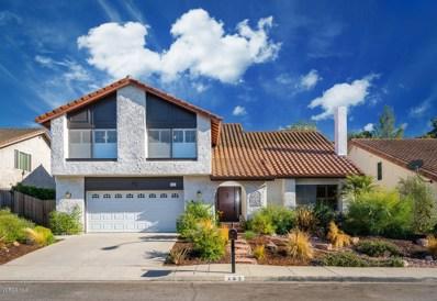 282 Hunters Point Drive, Thousand Oaks, CA 91361 - #: 218013165