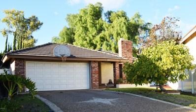 2847 Cedar Wood Place, Thousand Oaks, CA 91362 - #: 218014865