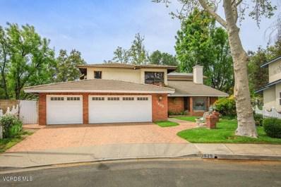 1625 Berwick Place, Westlake Village, CA 91361 - #: 219004313