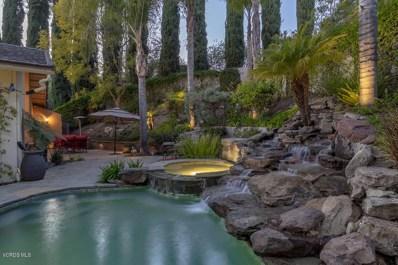 1252 Bucksmoore Court, Westlake Village, CA 91361 - #: 219004861