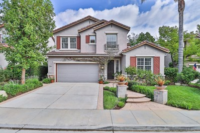 168 Forrester Court, Simi Valley, CA 93065 - #: 219011416