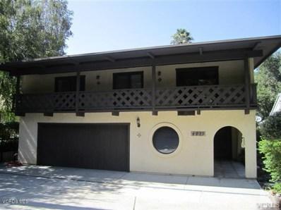 4911 Lewis Road, Agoura Hills, CA 91301 - #: 219012305