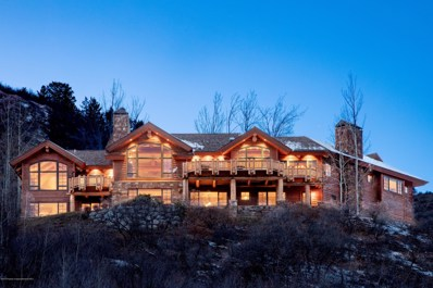 800 Oak Ridge Road, Snowmass Village, CO 81615 - #: 153014