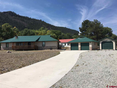 412 Sawmill, South Fork, CO 81154 - #: 735739