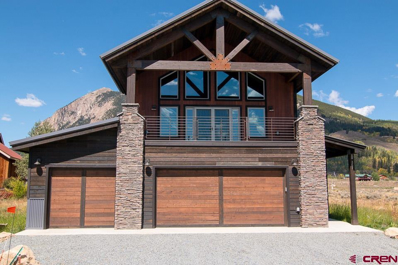 367 White Stallion, Crested Butte, CO 81224 - #: 737610