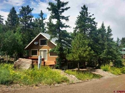 1555 Balsam Drive, Lake City, CO 81235 - #: 738762