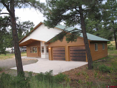1623A W Highway 160, Pagosa Springs, CO 81147 - #: 740950