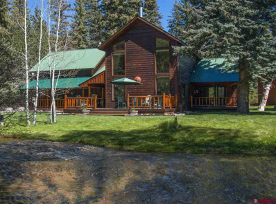 89 W Grimes Creek, Vallecito Lake\/Bayfield, CO 81122 - #: 742629