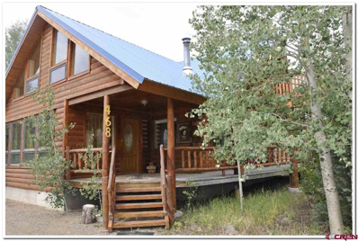 468 W Pine, Creede, CO 81130 - #: 743630