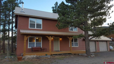 156 Ponderosa, South Fork, CO 81154 - #: 744147