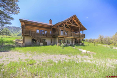 1329 Spring Valley Ranch, Pagosa Springs, CO 81147 - #: 744212